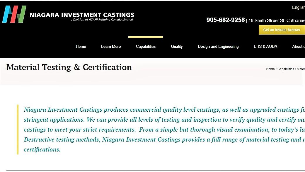 https://niagarainvestmentcastings.com/capabilities/material-testing-certification/